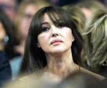 Постаревшая Моника Беллуччи удивила своим появлением на светском мероприятии во Франции
