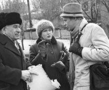 В России скончался режиссер Георгий Натансон