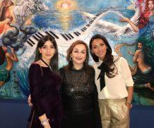 Алсу отправилась отдыхать в Азербайджан