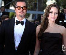 Джоли и Питт тайно встретились в доме актрисы