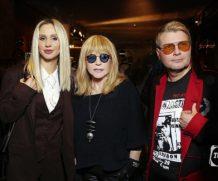 Пугачева, Собчак и Басков посетили премьеру фильма «Кислота»
