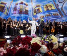 Николай Басков представил программу духовных песен «Верую»