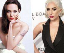 Леди Гага и Анджелина Джоли поссорились из-за роли