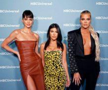 Сестры Кардашьян-Дженнер и другие звезды на презентации NBC