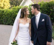 Крис Пратт и Кэтрин Шварценеггер рассказали о свадьбе